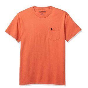 NWT Dockers Sz L Short Sleeve Crewneck Tee Shirt